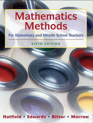 Mathematics Methods for Elementary and Middle School Teachers by Mary M. Hatfield image