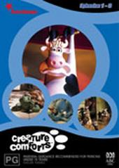 Creature Comforts - Series 1 Vol 1 on DVD