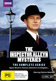 The Inspector Alleyn Mysteries - The Complete Series on DVD image