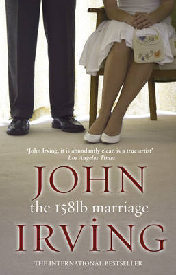 The 158-Pound Marriage by John Irving image