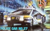 Blade Runner 1:24 Police Car No. 27 Model Kit