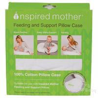 Inspired Mother Feeding Pillow Case (Plain)