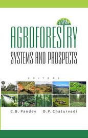 Agroforestry by O.P. Chaturvedi image