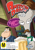 American Dad - Complete 10th Season on DVD