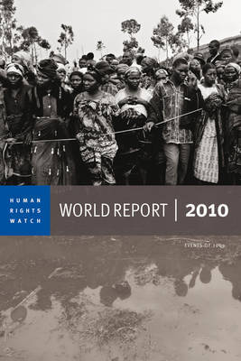 2010 Human Rights Watch World Report