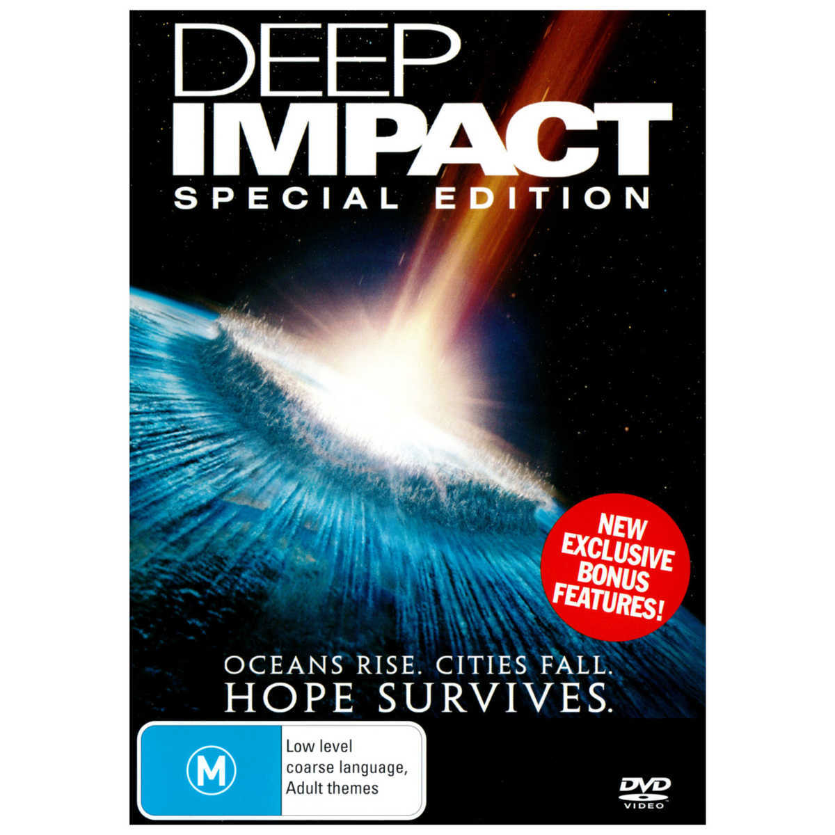 Deep Impact: Special Edition on DVD image