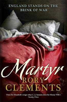 Martyr by Rory Clements image