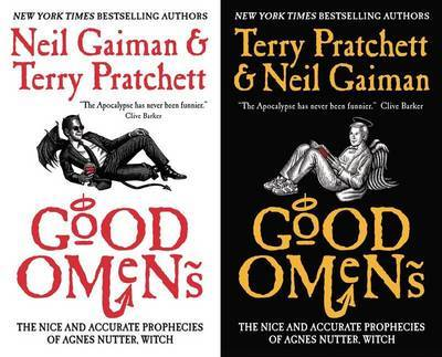 Good Omens: The Nice and Accurate Prophecies of Agnes Nutter, Witch by Neil Gaiman image
