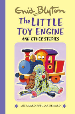 The Little Toy Engine by Enid Blyton image