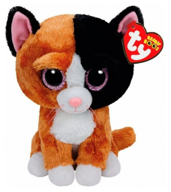 Ty Beanie Babies: Tauri Cat - Medium Plush