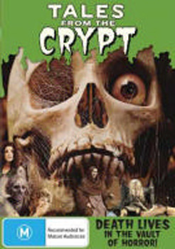 Tales from the Crypt DVD image