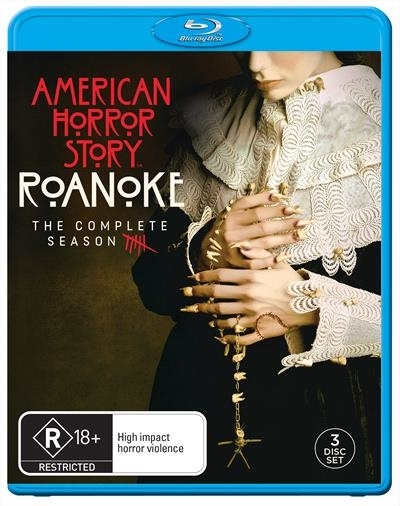 American Horror Story: Roanoke (Season 6) on Blu-ray image