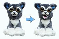 Feisty Pets: Sammy Suckerpunch - Transforming Wolf Plush