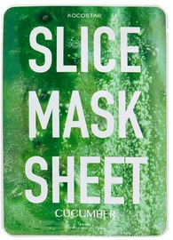 Kocostar Slice Sheet Mask - Cucumber