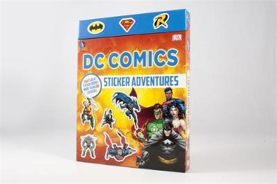 DC Comics Sticker Adventures by DK