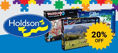 20% off Holdson Puzzles!