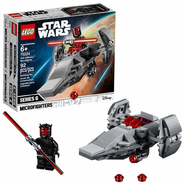 LEGO Star Wars: Sith Infiltrator - Microfighter (75224)