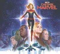 Marvel's Captain Marvel: The Art Of The Movie by Eleni Roussos