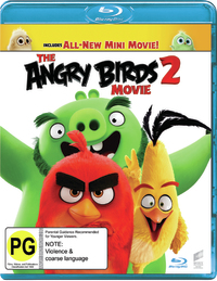 The Angry Birds Movie 2 on Blu-ray image
