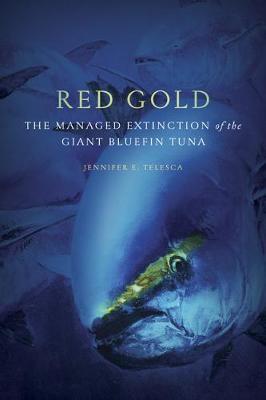 Red Gold by Jennifer E. Telesca