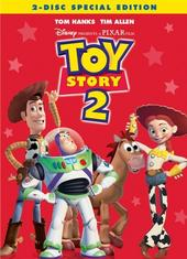 Toy Story 2 Special Edition (2 Disc) on DVD