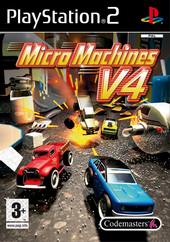 Micro Machines V4 for PlayStation 2