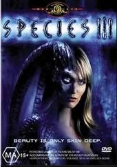 Species 3 on DVD