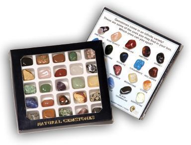 Gemstone Selection Box image