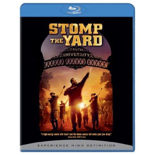 Stomp The Yard on Blu-ray
