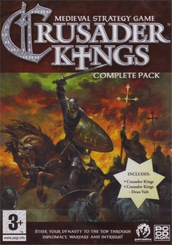 Crusader Kings Complete Pack for PC Games