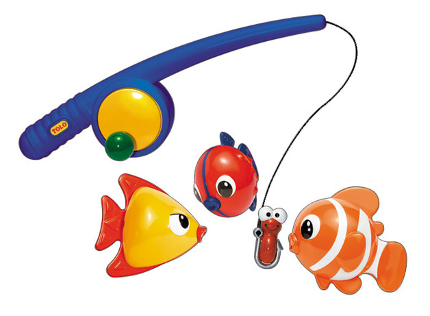 Tolo Funtime Fishing Set
