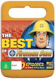 Fireman Sam: Best Of Collection on DVD image