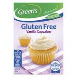 Green's Gluten Free Vanilla Cupcakes (470g)