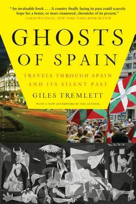 Ghosts of Spain by Giles Tremlett image