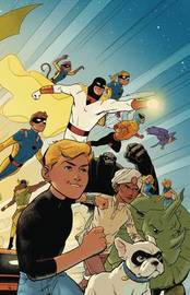 Future Quest Vol. 1 by Jimmy Palmiotti