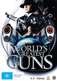 World's Greatest Guns Collection on DVD