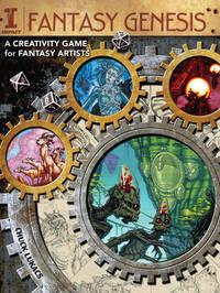 Fantasy Genesis by Chuck Lukacs image