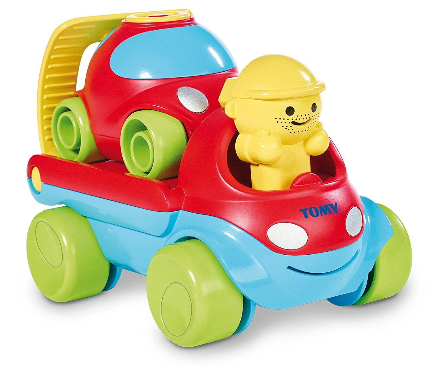 Tomy Toomies: Fix & Load - Tow Truck image