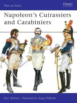 Napoleon's Cuirassiers and Carabiniers by Emir Bukhari image