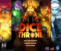 Dice Throne: Season One - Board Game
