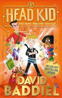 Head Kid by David Baddiel