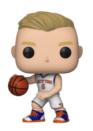 NBA: Knicks - Kristaps Porzingis Pop! Vinyl Figure