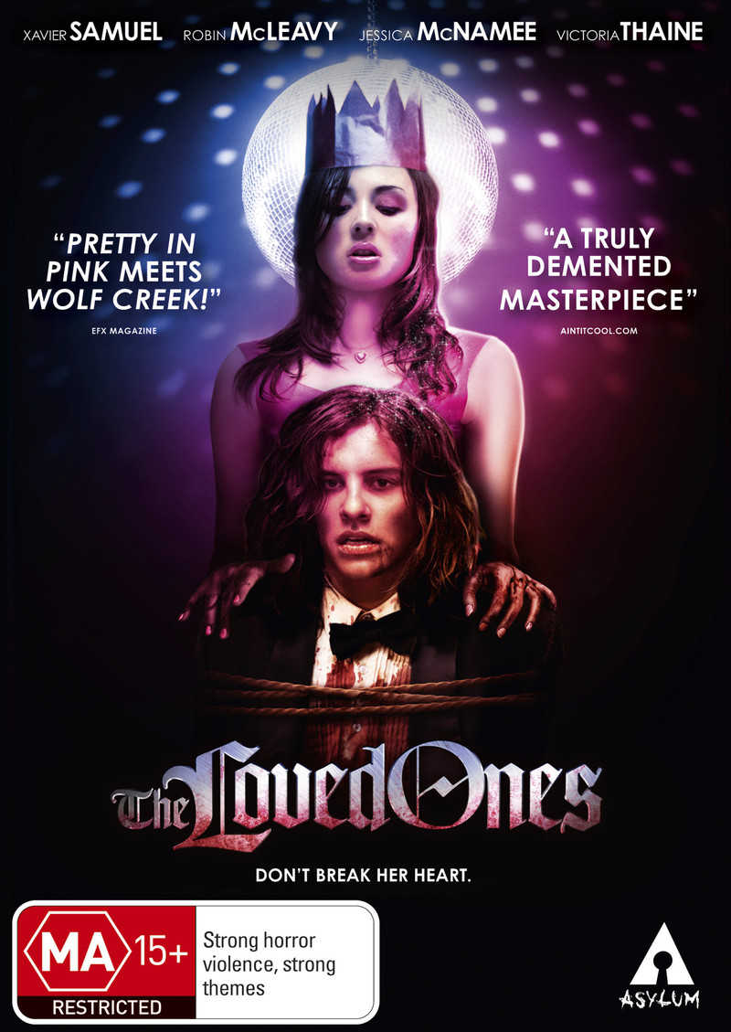 The Loved Ones on DVD image