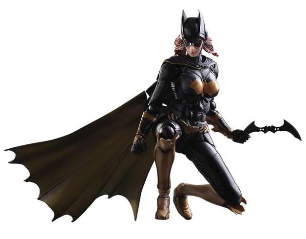 Batman: Arkham Knight - Batgirl Play Arts Action Figure