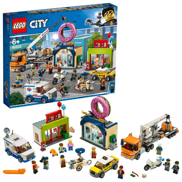 LEGO City: Donut Shop Opening - (60233)