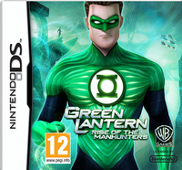The Green Lantern: Rise of the Manhunters for Nintendo DS