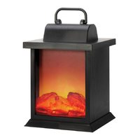 IS Gift: Fireplace Lantern