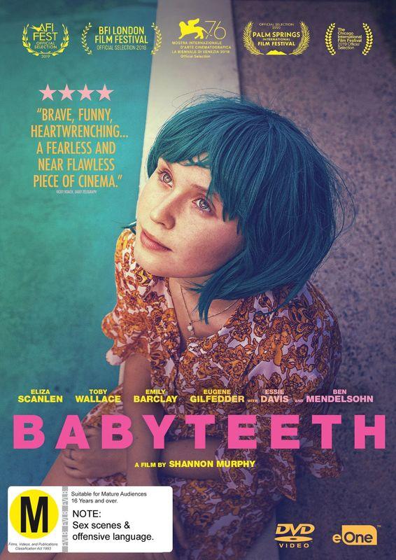 Babyteeth on DVD