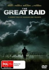 Great Raid, The (aka Ghost Soldiers) on DVD