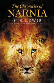 Complete Chronicles of Narnia (7 Books in 1, Hardcover) by C.S Lewis